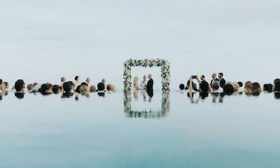 Real Bali Wedding: Rhiarna and Chris, Ungasan Clifftop Resort Uluwatu | The Bali Bride, Bali Wedding Directory
