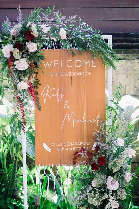 Katy Mick Villa Semarapura Bali Wedding10