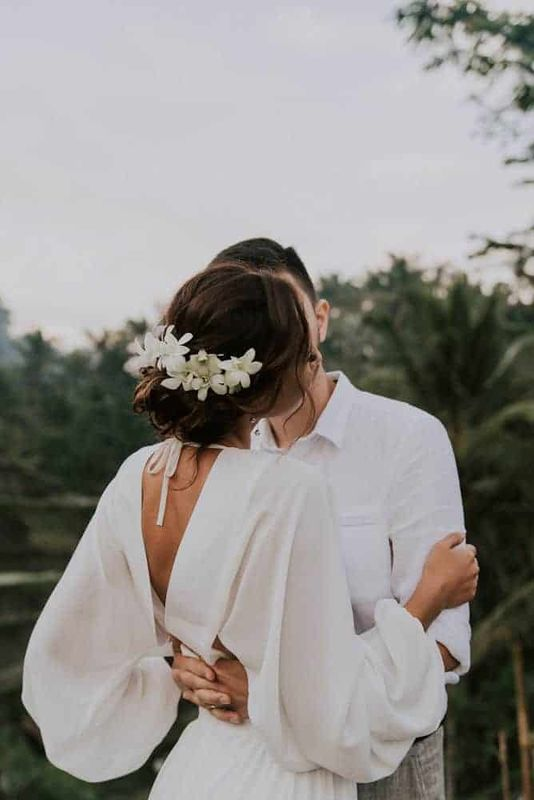 Bali Elopement Tibumana Waterfall Bali Wedding Inspiration3