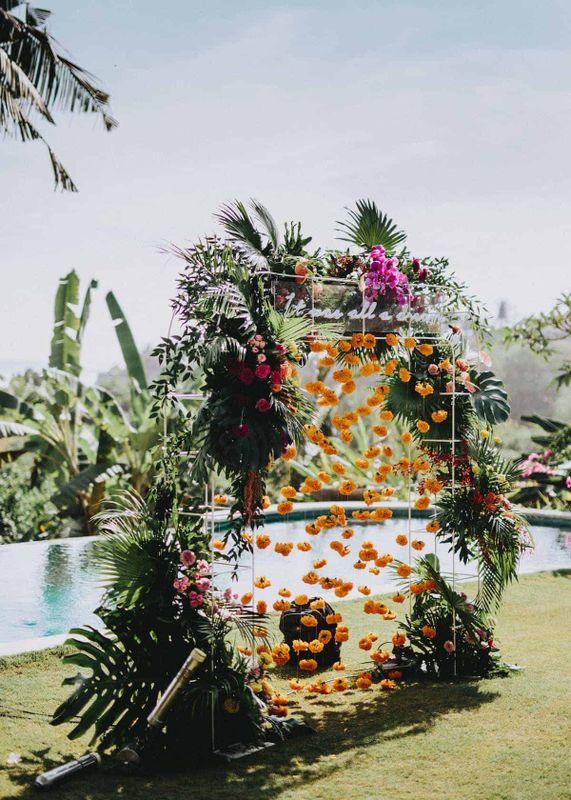 Jenieka Jack Bali Wedding Sungai Tinggi Villa12