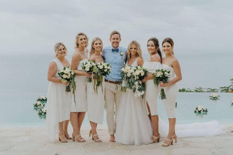Real Bali Wedding Sophie Bill Bali Wedding Directory27
