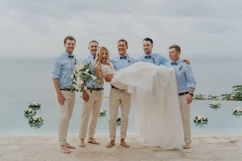 Real Bali Wedding Sophie Bill Bali Wedding Directory44