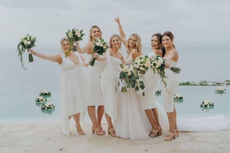 Real Bali Wedding Sophie Bill Bali Wedding Directory69