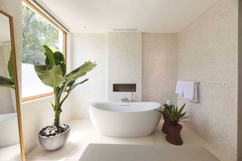 6. Noku Beach House - Designer ensuite