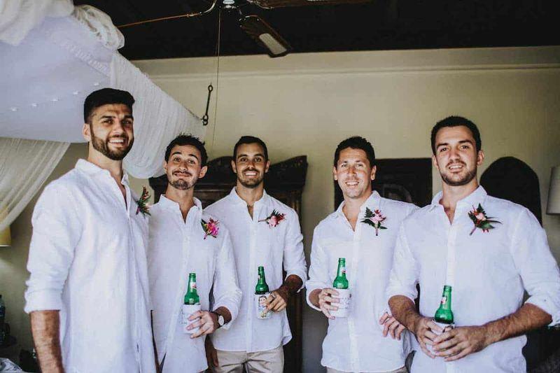 Jenieka Jack Bali Wedding Sungai Tinggi Villa11