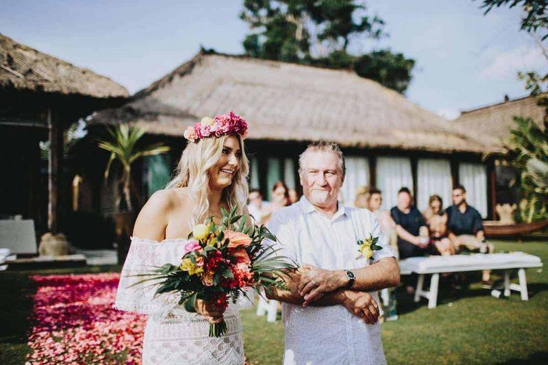 Jenieka Jack Bali Wedding Sungai Tinggi Villa25