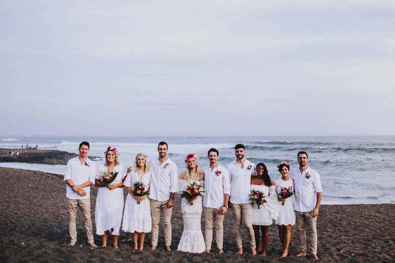 Jenieka Jack Bali Wedding Sungai Tinggi Villa47