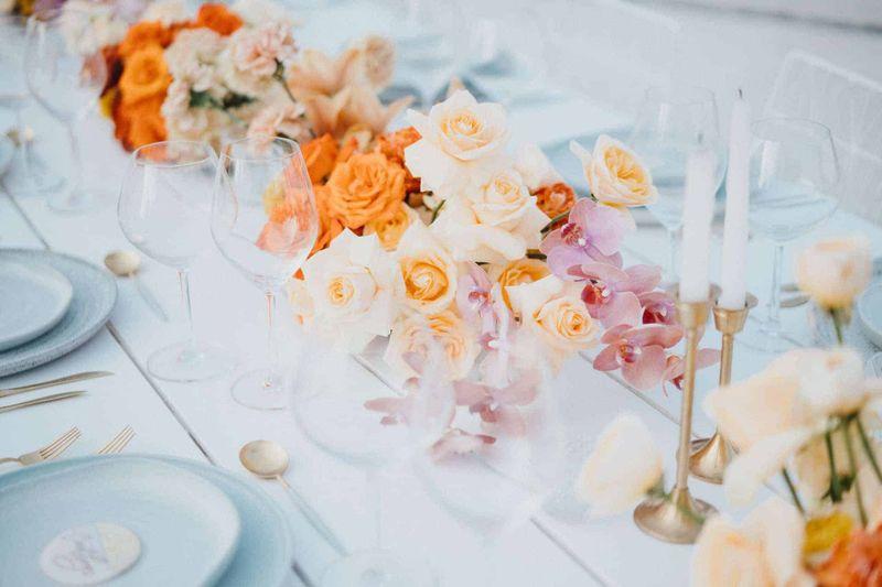 CDM BEH Table Detail orange