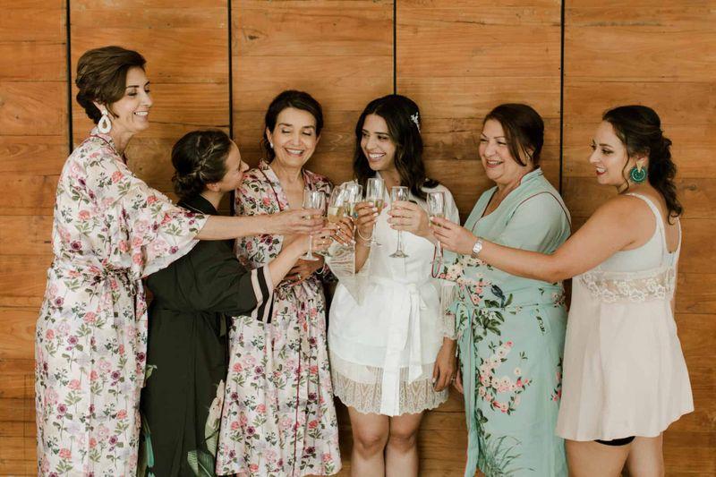 Maria & the girls 5.9.2019