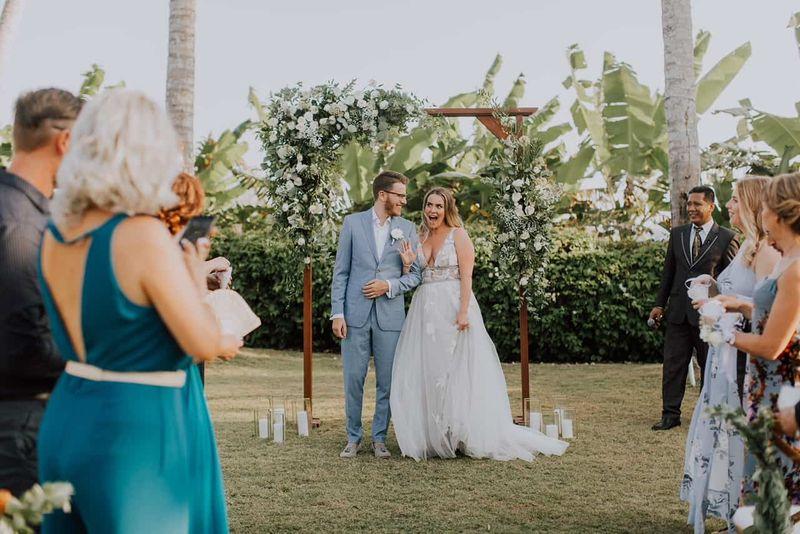 Callie & Matt - Bali Wedding Planner - Villa Samadhana 10
