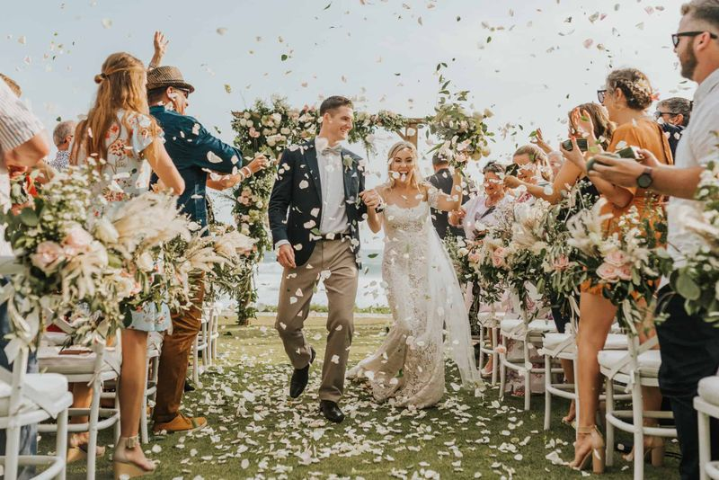 James and Kate - Bali Wedding Planner 25