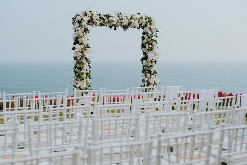 Bali Wedding Ungasan Clifftop Resort Bali Wedding Directory26