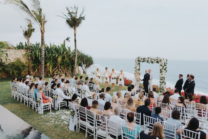 Real Bali Wedding: Rhiarna and Chris, Ungasan Clifftop Resort Uluwatu | The Bali Bride, Bali Wedding Directory