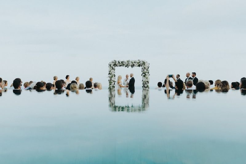 Bali Wedding Ungasan Clifftop Resort Bali Wedding Directory8