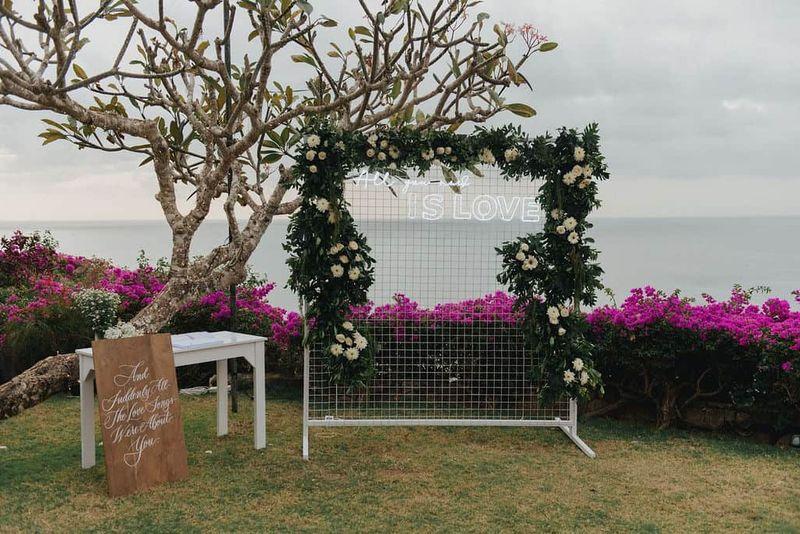 Real Bali Wedding Sophie Bill Bali Wedding Directory59