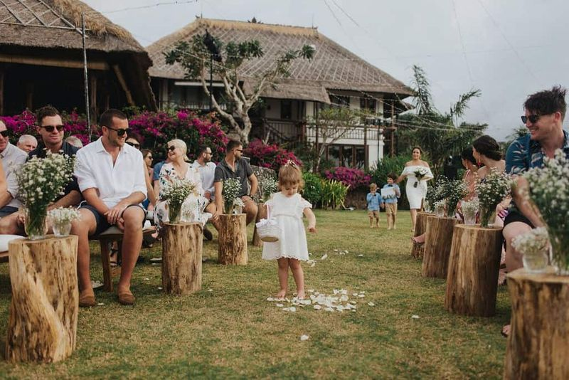 Real Bali Wedding Sophie Bill Bali Wedding Directory67