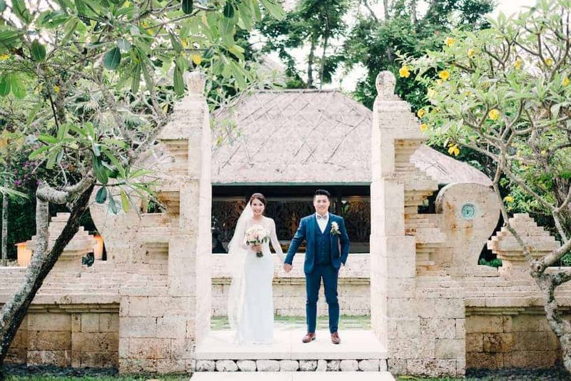Weddings Without Waste: Creating an Eco-Conscious Bali Wedding with Tirtha Bridal | The Bali Bride