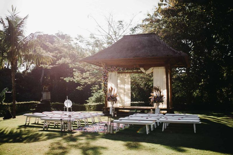 Meaghan Luke Villa Sanctuary Canggu Bali Wedding1
