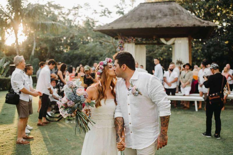 Meaghan Luke Villa Sanctuary Canggu Bali Wedding2