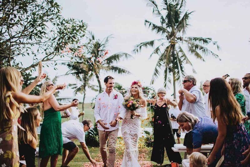 Real Bali Wedding: Jenieka & Jack, Sungai Tinggi Villa in Canggu   The Bali Bride Wedding Directory
