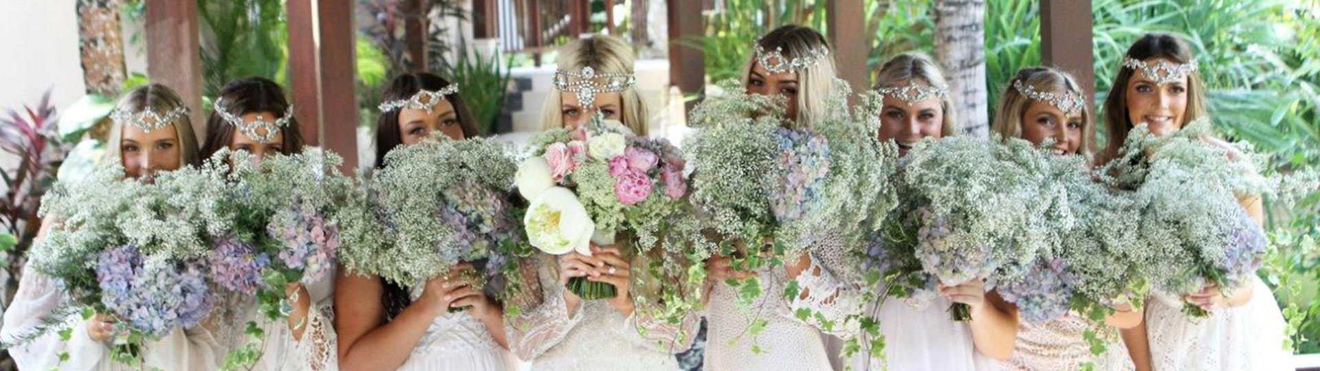 Weddings Without Waste: Creating an Eco-Conscious Bali Wedding with Tirtha Bridal